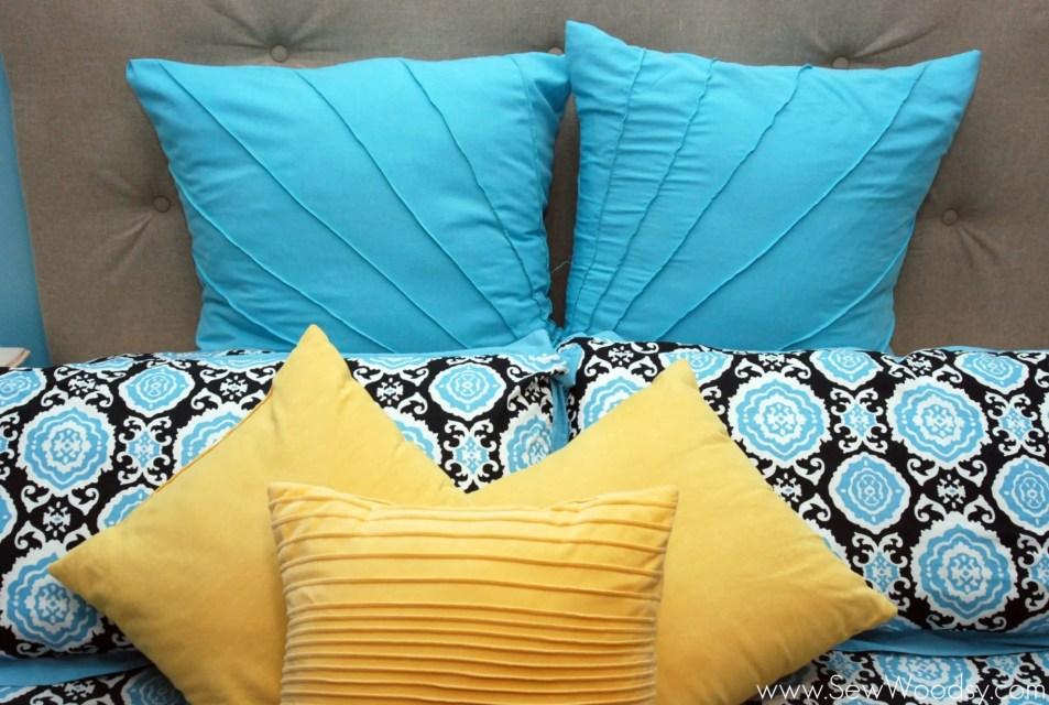 Sunburst Pillow