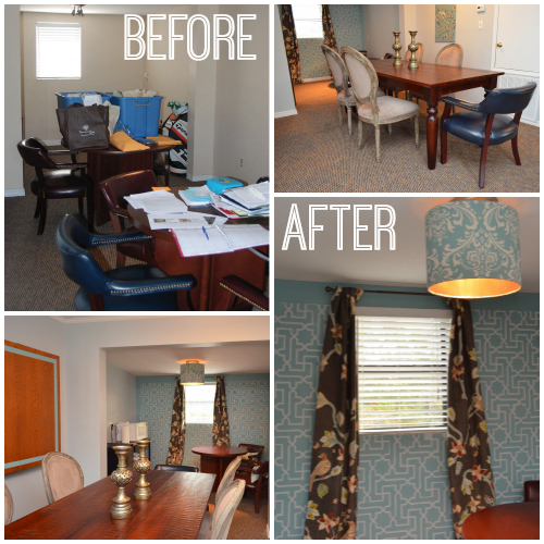 Before and After -ConferenceTable