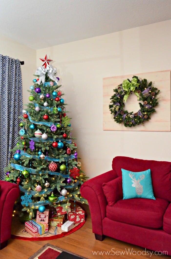 Martha Stewart Living Christmas Tree from SewWoodsy.com