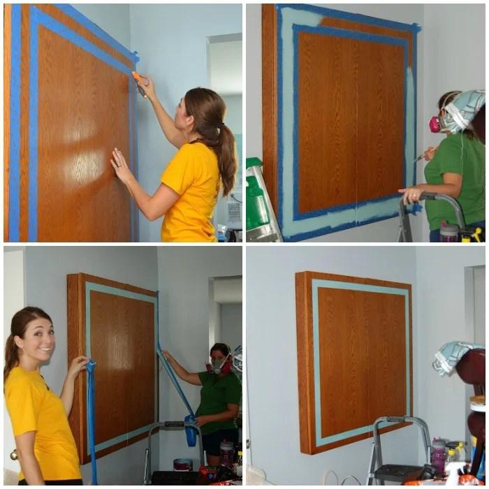 ScotchBlue Painters Tape Art Piece #ShareTheJoy