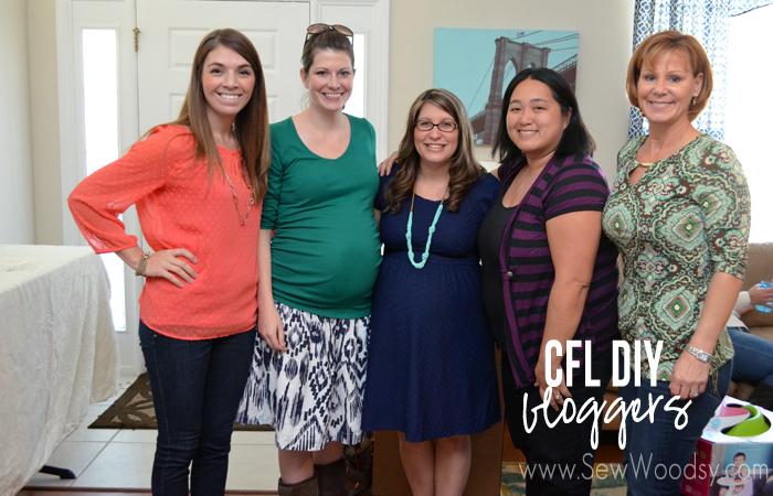 CFL DIY Bloggers