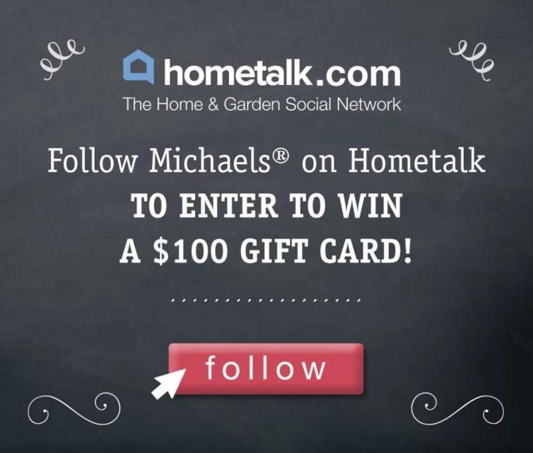 HomeTalk Enter to Win