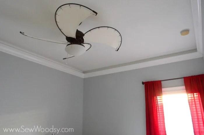 How to Install A Ceiling Fan with @LampsPlus Ceiling Fan
