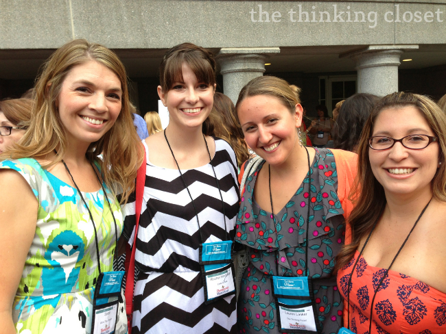 Ladies at Haven Conference