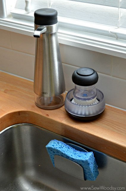 Organizing the Kitchen with OXO