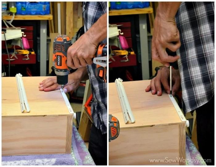 kendall dresser construction 12