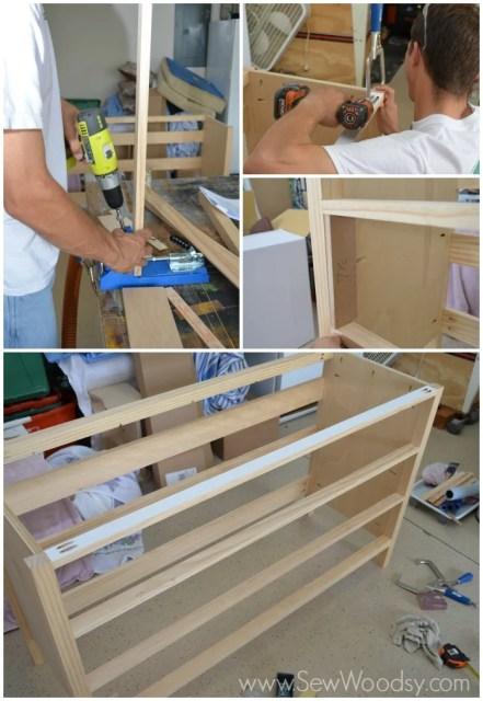 kendall dresser construction 4