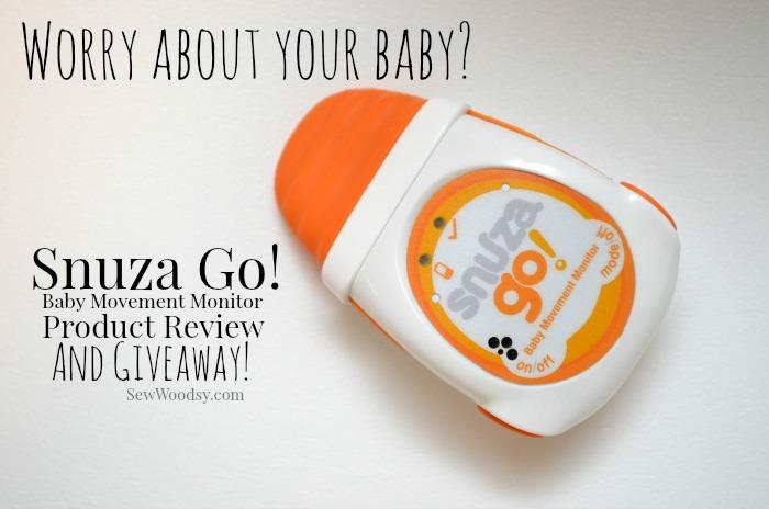 Snuza Go! Product Review + Giveaway #SnuzaGo