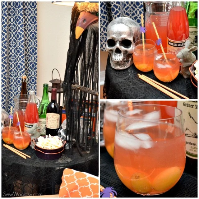 Signature Halloween Drink