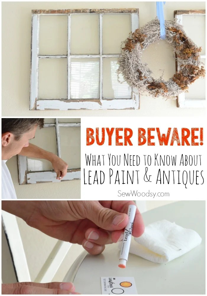 Buyer Beware: What You Need to Know About Lead Paint and Antiques