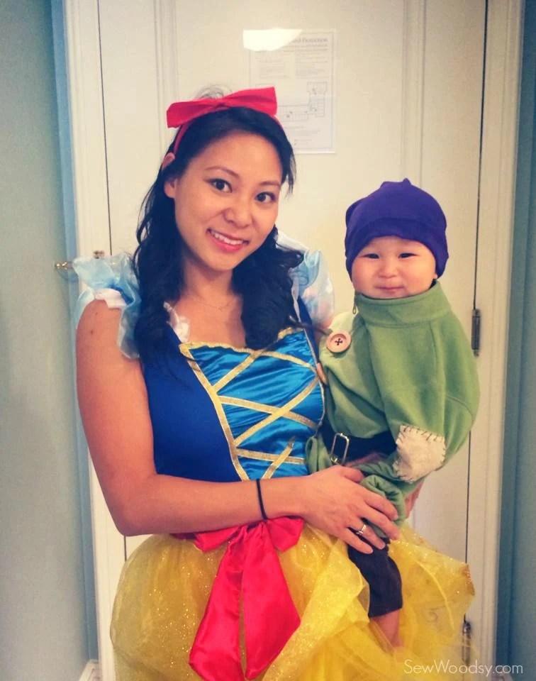 Easy DIY Costume Dopey The Dwarf