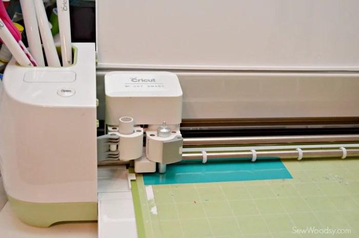 Cricut Explore Cutting Vinyl