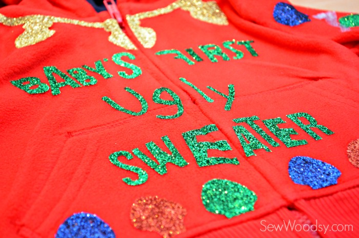 baby ugly sweater 9