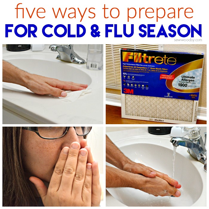 5 Ways to Prepare for Cold and Flu Season