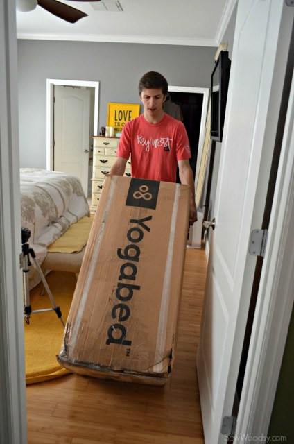 Yogabed™ unboxing and review