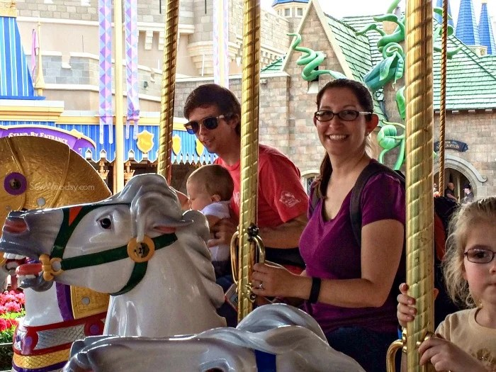 Top 10 Magic Kingdom Tips with Babies and Toddlers