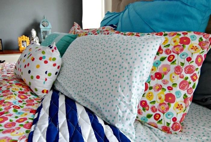 Master Bedroom Refresh - Spring 2015; @MarthaStewartLiving Whim Collection