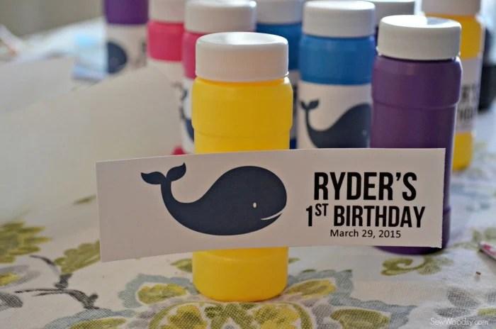 DIY Birthday Bubble Favors 3