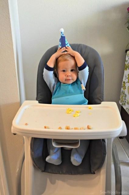 Ryder's First Birthday Breakfast