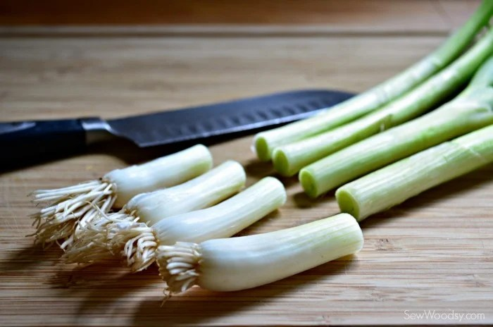 How to Grow Green Onions 2