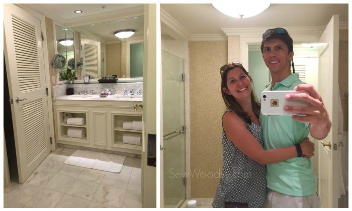 Ritz-Carlton Orlando Bathroom