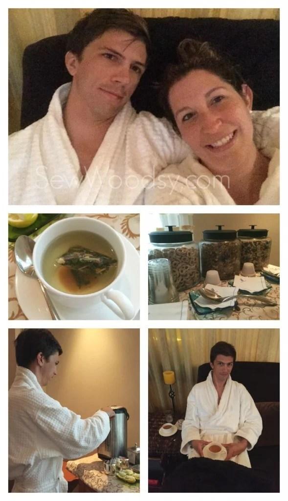 Ritz-Carlton Orlando Spa Co-Ed Room
