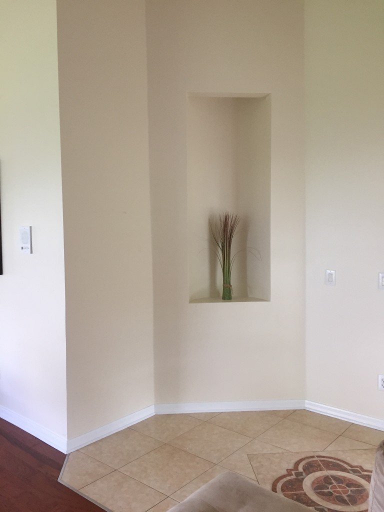new home entryway