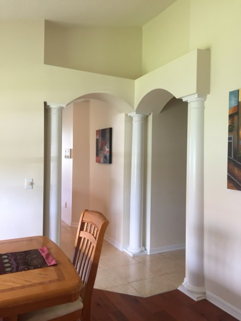 new home pillars