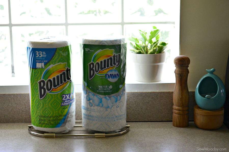 Refresh Your Back-To-School Cleaning with Bounty #QuickerPickerUpper #Ad