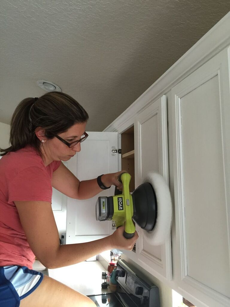 buffing cabinets