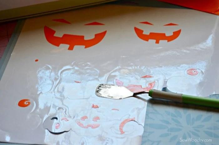 DIY Halloween Window Clings 4
