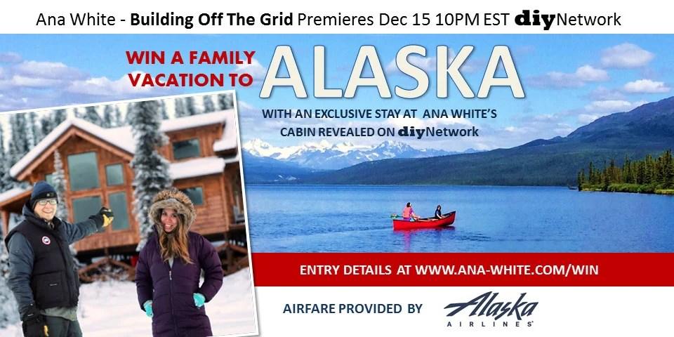 Alaska Sweepstake!