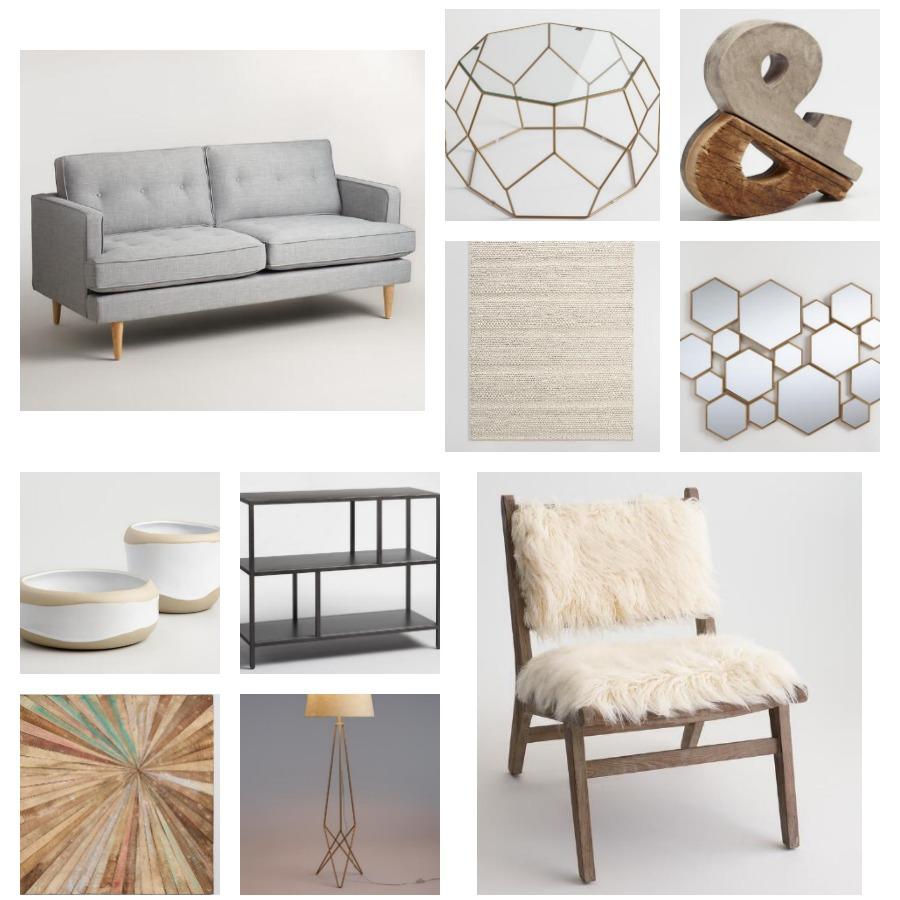 Modern Living Room Pinspiration Ideas