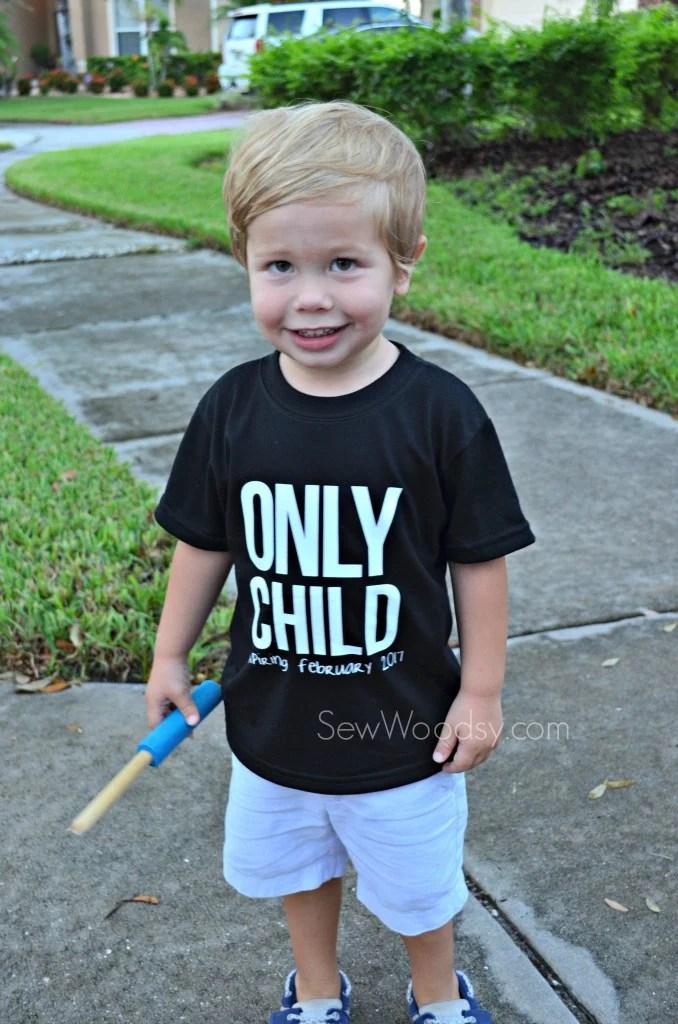 Only Child Expiring February 2017!