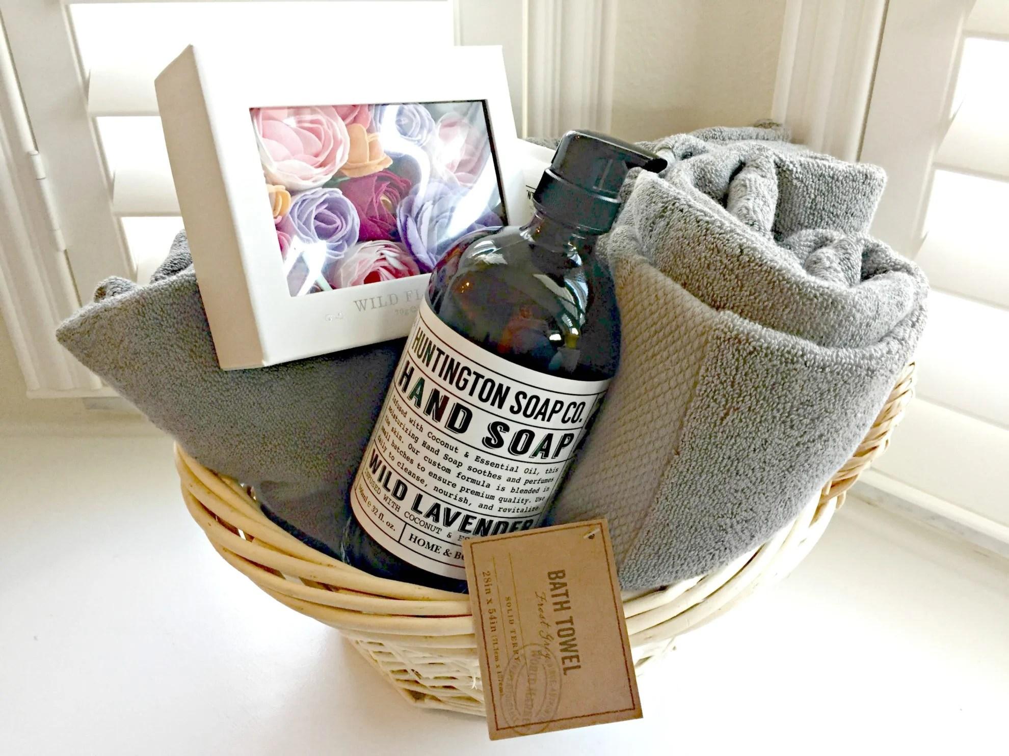 Share The Joy - Bath Gift Basket #ad #WorldMarketTribe @JoyToTheWorldMarket #WorldMarketJoy