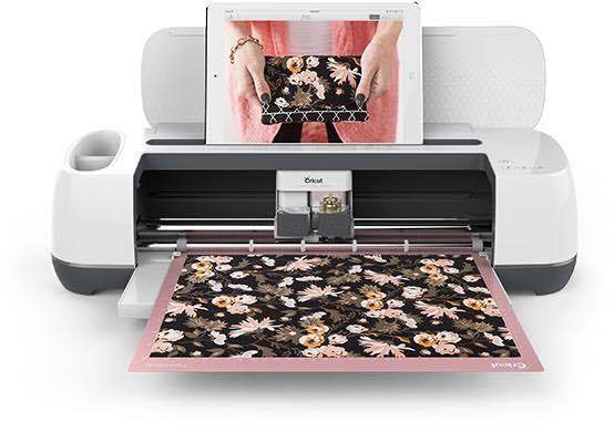 Cricut Maker with Fabric