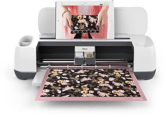 Cricut Maker with Fabric