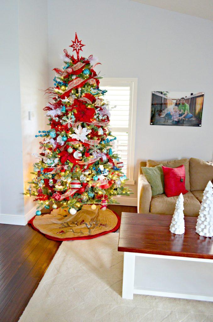 2017 Whimsical Christmas Tree