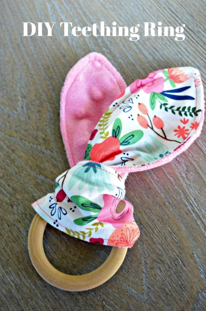 DIY Teething Ring