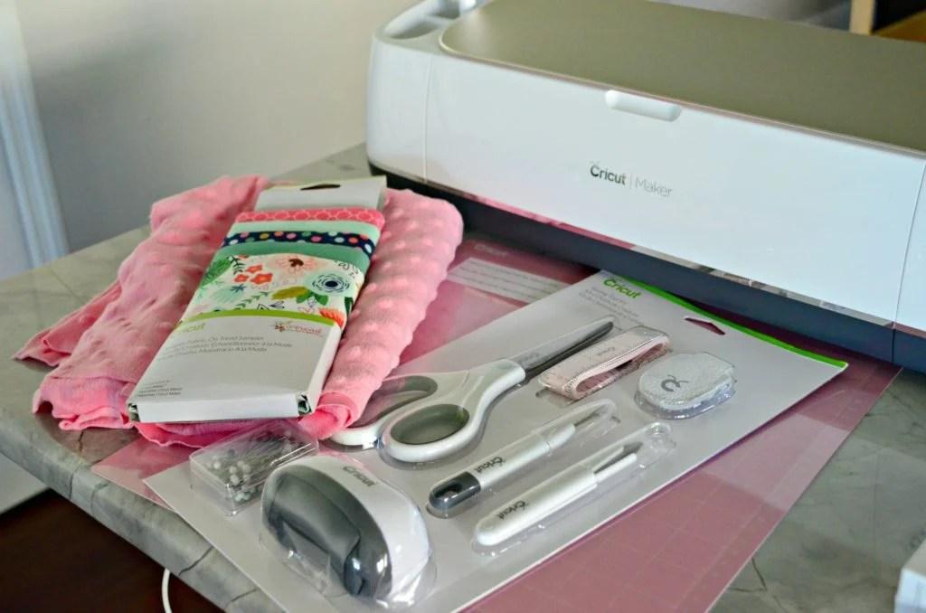 DIY Teething Ring Supplies