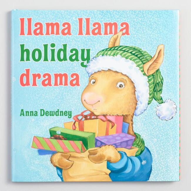 Llama Llama Holiday Drama Picture Book