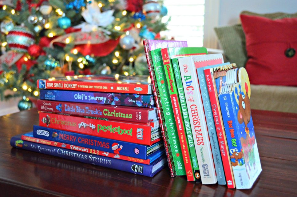 25 Christmas Books for Toddlers