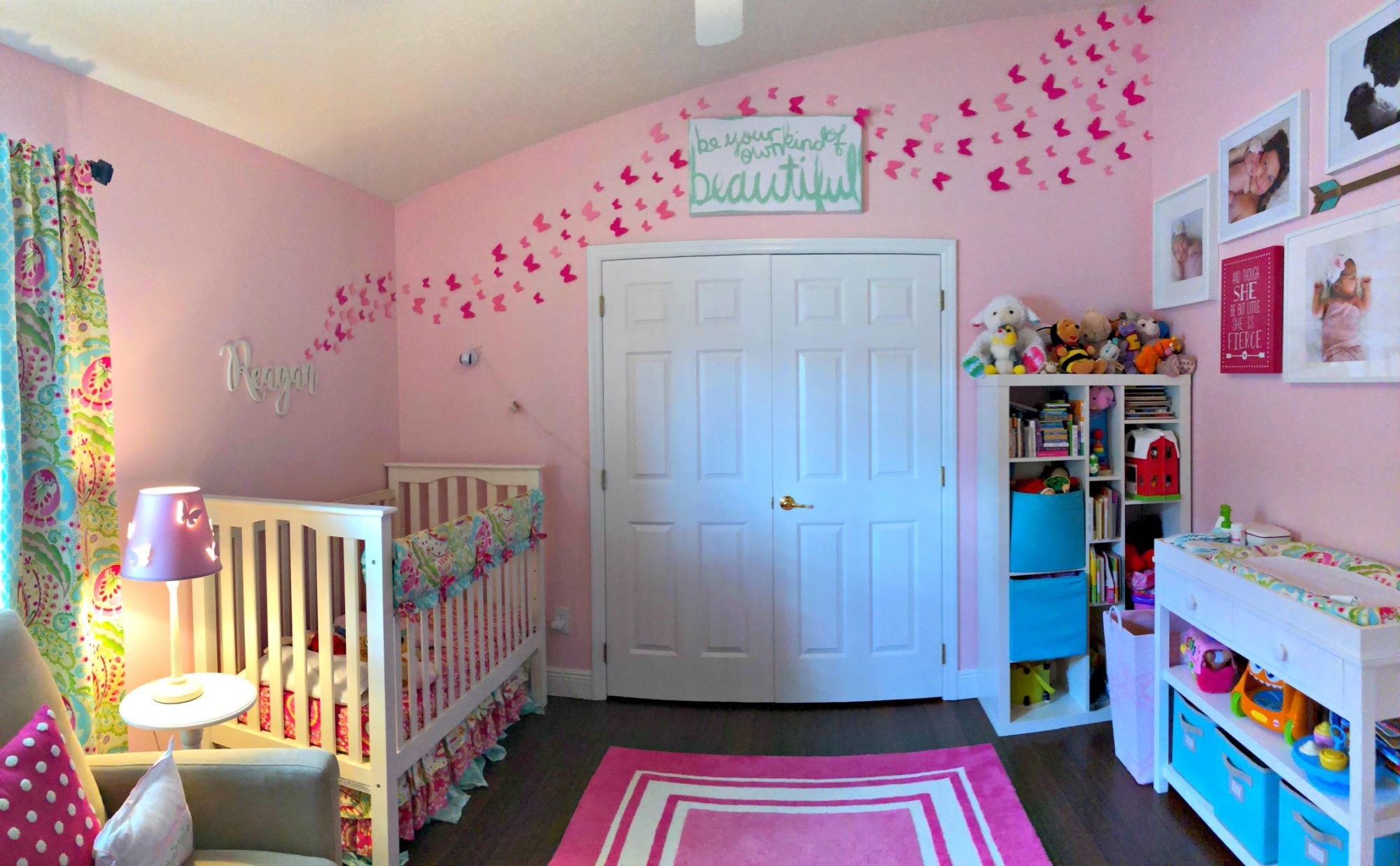 Create a Paper Butterfly Wall