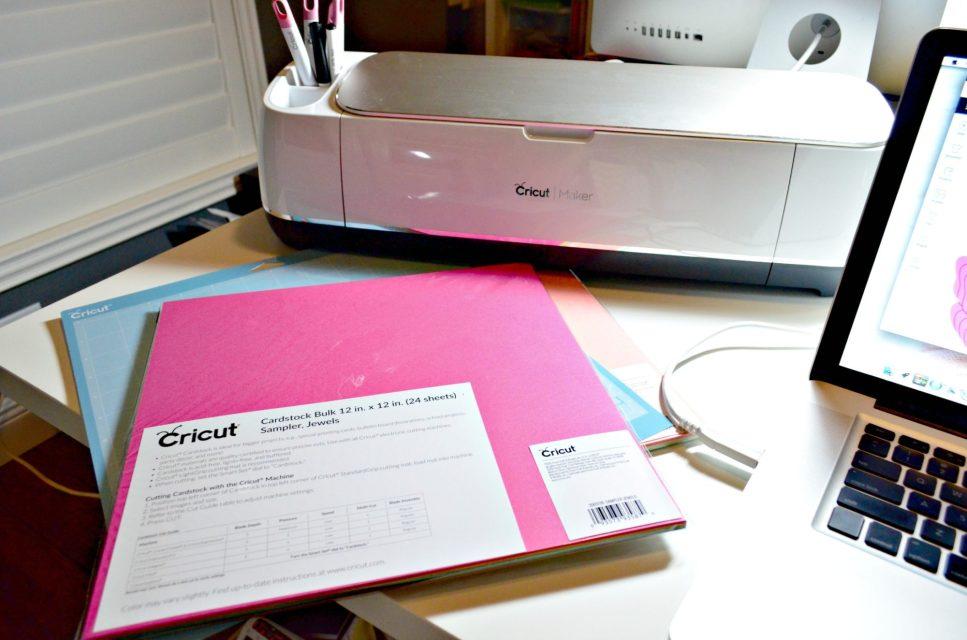 Create a Paper Butterfly Wall Cricut Supplies