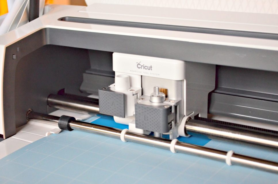 Cricut Maker Cutting Vinyl