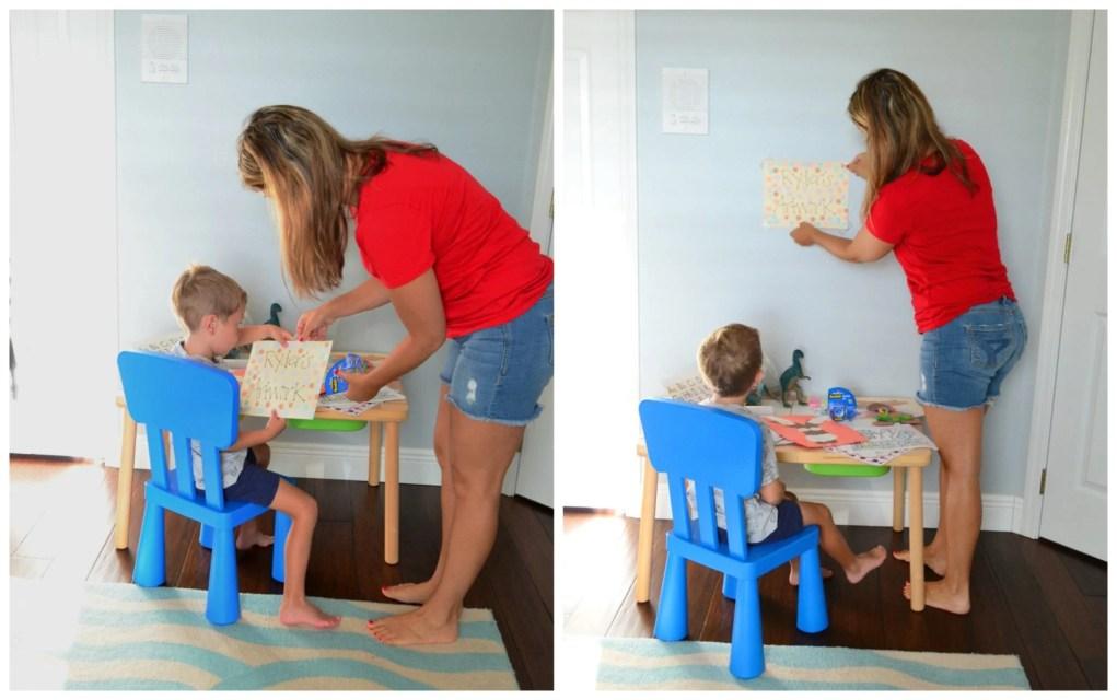 Scotch® Wall-Safe Tape Preschool Creative Space