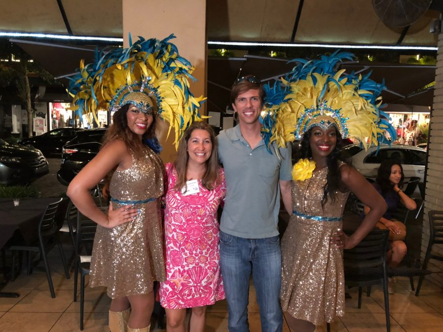 Carnival Dancers from U.S. Virgin Islands