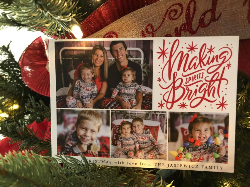 Minted Christmas Card 2018