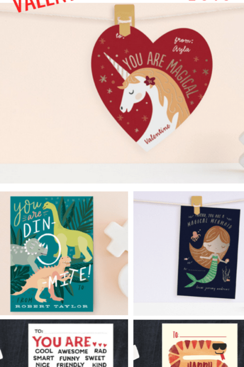Top Classrom Valentines From Minted