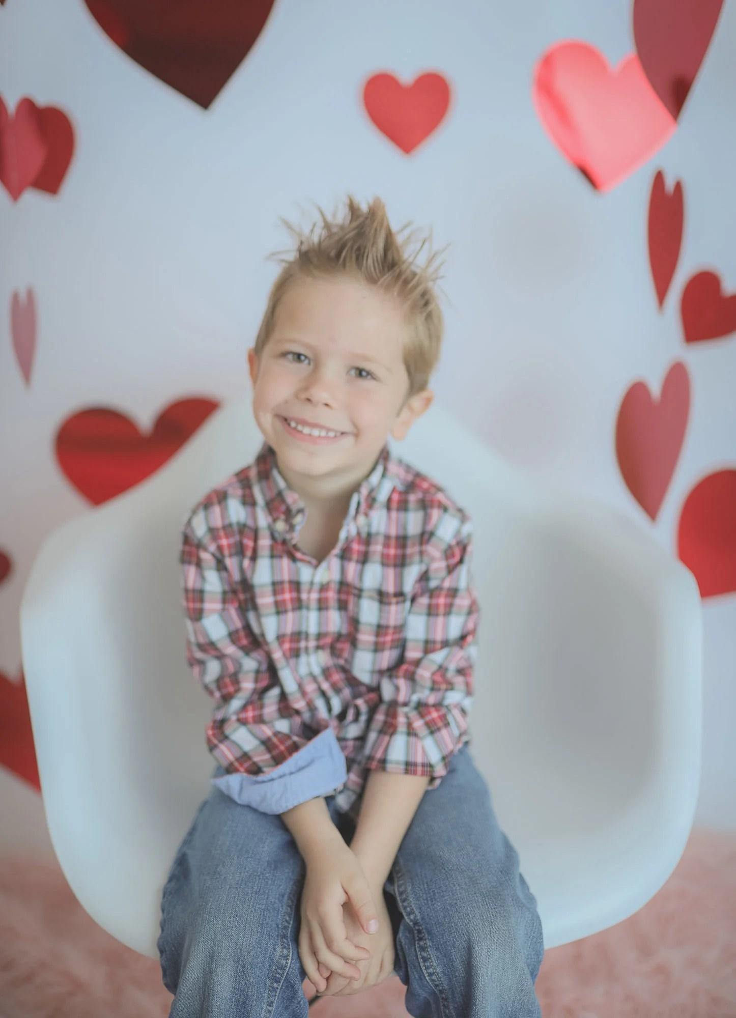 Valentine's Little Boy